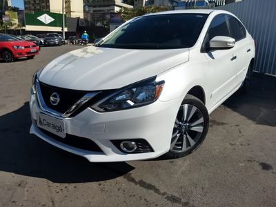 Nissan Sentra 2.0 SV 2017}