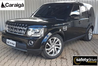 Land Rover Discovery 4 HSE 3.0 SDV6 4X4 2016}