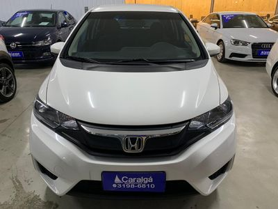 Honda Fit LX 1.5 CVT FLEX  2017}