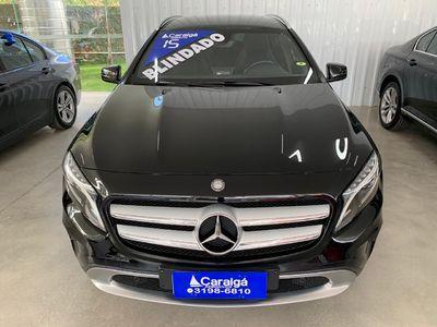 Mercedes-Benz GLA 200 1.6 CGI Enduro 16V Turbo 2015}