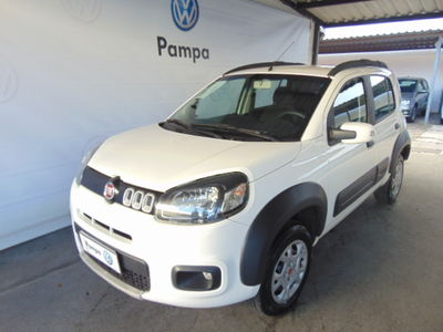 Fiat Uno Way 1.4 8V (Flex) 4p 2016}
