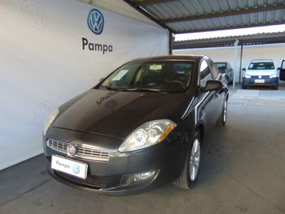 Fiat Bravo Absolute 1.8 16V Dualogic (Flex) 2011}