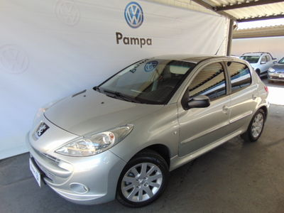 Peugeot 207 Hatch XS 1.6 16V (flex) (aut) 2013}