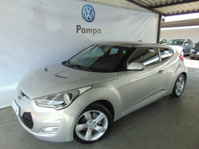 Hyundai Veloster 1.6 (Aut) 2012}