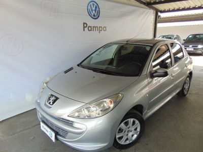 Peugeot 207 Hatch XR 1.4 8V (flex) 4p 2013}