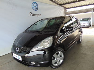 Honda Fit LX 1.4 (flex) 2010}