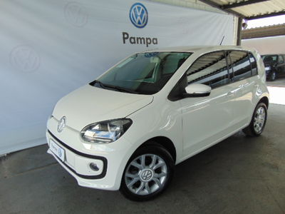 Volkswagen up! high up! 1.0 2016}