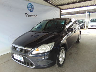 Ford Focus Hatch GL 1.6 16V (Flex) 2011}