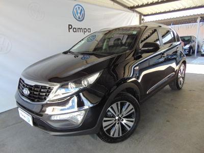 Kia Motors Sportage LX 2.0 (Flex) (Aut) 2015}