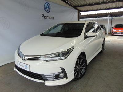 Toyota Corolla Sedan 2.0 XRS FLEX 4P Automático 2018}