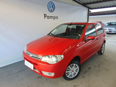 Fiat Palio 1.0 MPI FIRE CELEBRATION 8V FLEX 2P MANUAL 2011}
