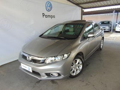 Honda Civic New  EXS 1.8 16V i-VTEC (aut) (flex) 2013}