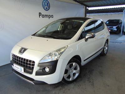 Peugeot 3008 1.6 THP Griffe (Aut) 2014}
