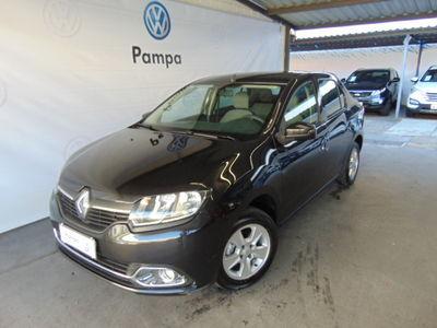 Renault Logan Dynamique 1.6  2014}