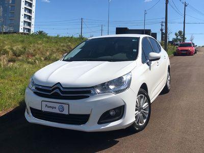 Citroën C4 Lounge Origine 2.0i 2017}