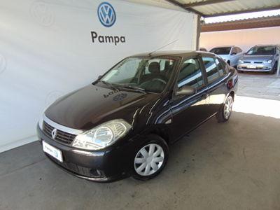 Renault Symbol 1.6 16V Expression (flex) 2011}