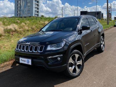 Jeep Compass 2.0 16V Longitude 4x4 2018}