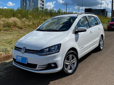 Volkswagen SpaceFox Comfortline 1.6 2017}