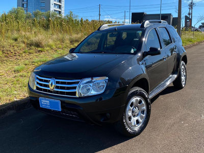Renault Duster Expression 1.6 16v (Flex) 2013}