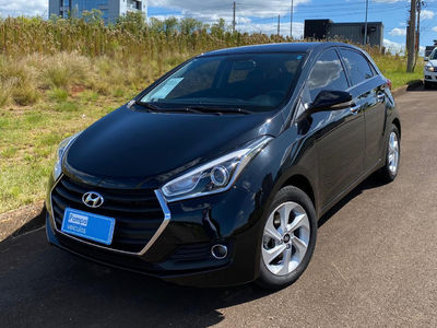 Hyundai HB20 Premium 1.6 AT  2018}