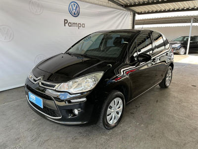 Citroën C3 Attraction 1.2 (Flex) 2019}