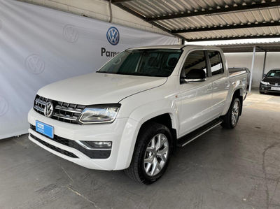 Volkswagen Amarok Cabine Dupla V6 Highline 3.0 TDI 2019}