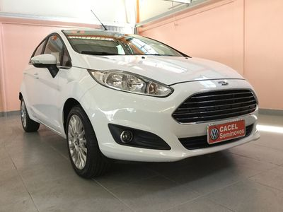 Ford New Fiesta Hatch Titanium Plus EcoBoost 1.0 2017}