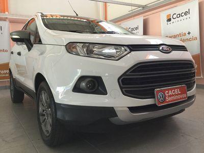Ford Ecosport Freestyle 1.6 16V (Flex) 2013}