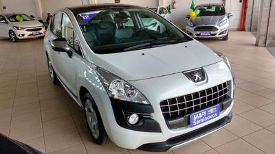 Peugeot 3008 1.6 THP Griffe 2012}