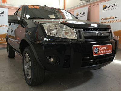 Ford Ecosport XLT 1.6 (Flex) 2009}
