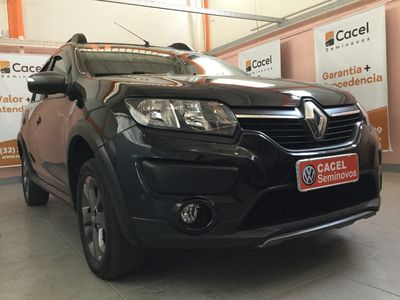 Renault Sandero Stepway 1.6 8v (Flex) 2017}