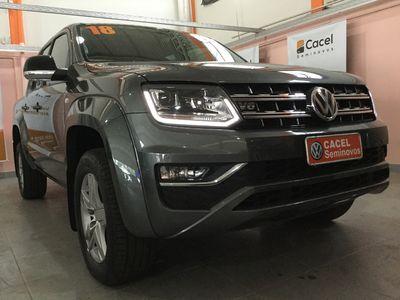 Volkswagen Amarok Highline V6 3.0 CD (Aut) 2018}