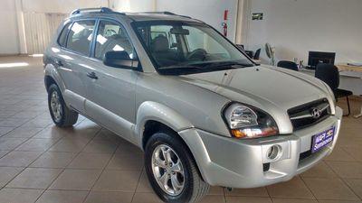 Hyundai Tucson GLS 2.0 16V 2011}