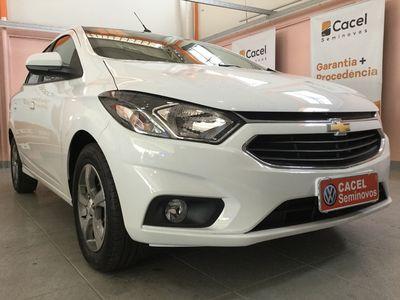 Chevrolet Prisma 1.4 SPE/4 LTZ (Aut) 2018}