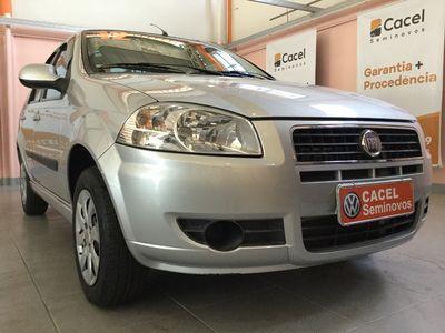 Fiat Siena EL 1.4 8V (Flex) 2012}
