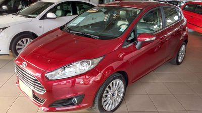 Ford New Fiesta Hatch 1.6 Titanium PowerShift 2016}