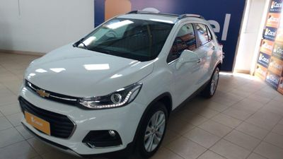 Chevrolet Tracker LTZ 1.4 Turbo (Aut) 2018}