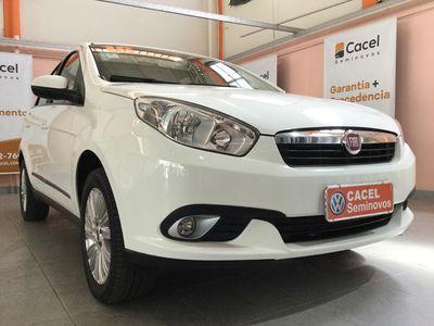 Fiat Grand Siena ESSENCE 1.6 16V FLEX 2016 4P 2016}
