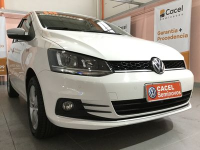 Volkswagen Fox Rock in Rio 1.6 MSI (Flex) 2016}