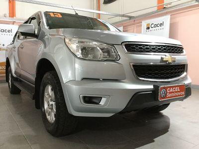 Chevrolet S10 LT 2.8 Diesel (Aut) 2013}