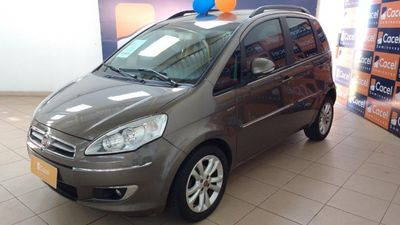 Fiat Idea Essence 1.6 16V E.TorQ Dualogic 2014}