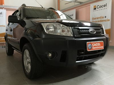 Ford Ecosport XLS 1.6 (Flex) 2011}