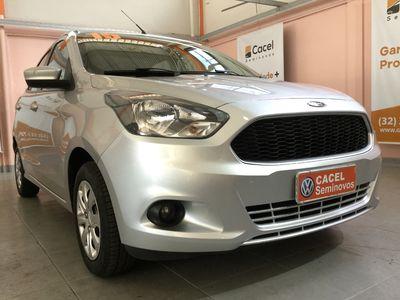 Ford Ka SE 1.0 (Flex) 2016 2015}