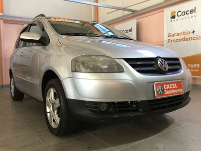 Volkswagen SpaceFox 1.6 SPORTLINE FLEX 4P MANUAL  2009}