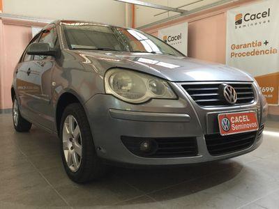 Volkswagen Polo Sedan Comfortline 1.6 8V (Flex) 2008}