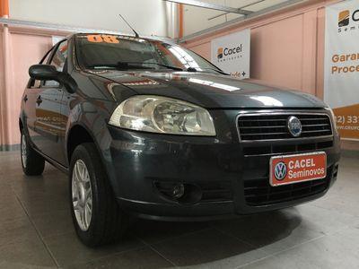Fiat Palio 1.0 MPI Fire ELX 8v (Flex) 2008}