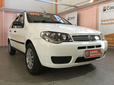 Fiat Palio Weekend ELX 1.4 (Flex) 2006}