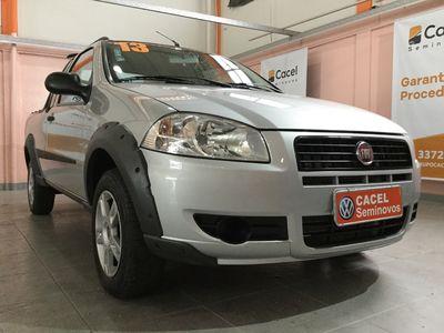 Fiat Strada Working 1.4(Flex) (Cab Estendida) 2013}