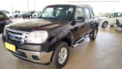 Ford Ranger 2.3 16V XLT 4x2 CD 4P Manual 2010}