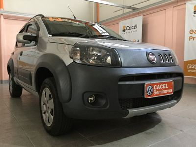 Fiat Uno Way 1.4 8V (Flex) 4p 2013}